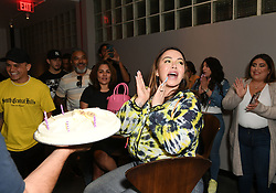 HOLLYWOOD, CALIFORNIA - July 1: Chiquis Rivera and guests at The Forever Purge early screening hosted by Chiquis Rivera at Neuehouse Hollywood on July 01, 2021 in Hollywood, California, United States (Photo by Jc Olivera / Universal Pictures)