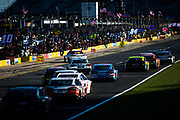 May 20, 2017: NASCAR Monster Energy All Star Race. Cars come down pit road for a pitstop