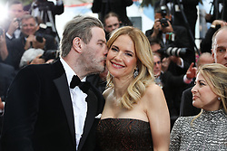 File photo - Kelly Preston, John Travolta attending the screening of 'Solo: A Star Wars Story' during the 71st annual Cannes Film Festival at Palais des Festivals on May 15, 2018 in Cannes, France. Kelly Preston, the actress married to John Travolta, has died after a private battle with breast cancer, aged 57. The actress had been battling against breast cancer for two years, with a family representative confirming news of her passing to People today. Photo by David Boyer/ABACAPRESS.COM