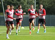 290916 Sheffield Utd Training