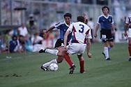 FIFA World Cup - Italia 1990<br /> 30.6.1990, Stadio Comunale, Firenze / Florence.<br /> Quarter Final: Yugoslavia v Argentina.