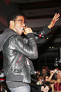 """Kid Cudi performs at """" The Ultimate Prom"""" presented by Universal Motown and Mypromstyle.com held at Pier 60 at Chelsea Piers in New York City."""