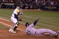 20110531 - New York Yankees at Oakland Athletics (MLB Baseball)