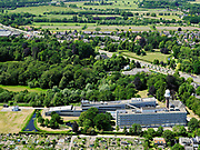 Nederland, Utrecht, Gemeente De Bilt; 27-05-2020; het KNMI, het Koninklijk Nederlands Meteorologisch Instituut in de Bilt.<br /> KNMI, the Royal Dutch Meteorological Institute in De Bilt.<br /> luchtfoto (toeslag op standard tarieven); <br /> aerial photo (additional fee required)<br /> copyright © 2020 foto/photo Siebe Swart