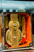 A lock  in  the John M. Mossman Lock Collection at the General Society of Mechanics & Tradesmen of the City of New York.