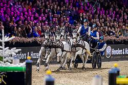 Chardon Bram, NED, Dreef Inca, Dreef Kapitany, Favory Farao, Hector<br /> Jumping Mechelen 2019<br /> © Hippo Foto - Dirk Caremans<br />  30/12/2019