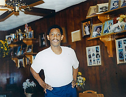 02 March 2010. New Orleans, Louisiana, USA. <br /> Ronald Madison, (40 yrs).<br /> Photo courtesy Doctor Romell Madison. His brother Ronald Madison was gunned down on the Danziger Bridge by NOPD officers.<br /> The police are under federal investigation for an alleged cover up of the botched killings on Sept 4th, 2005 in the chaotic aftermath of hurricane Katrina. <br /> Photo courtesy Doctor Romell Madison