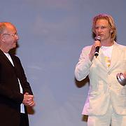 Coiffure Awards 2003, Hairdresser of the Year 2003 Rutger van der Heide