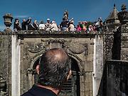 Portugal, Braga, Bom Jesu Sanctuary