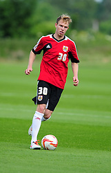 Bristol City's Tom King - Photo mandatory by-line: Dougie Allward/JMP - Tel: Mobile: 07966 386802 28/06/2013 - SPORT - FOOTBALL - Bristol -  Bristol City - Pre Season Training - Npower League One