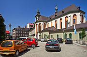 Kościół św. Marii Magdaleny, Sanktuarium Matki Bożej Cieszyńskiej, Polska<br /> Church of St. Mary Magdalene, Sanctuary of Our Lady of Cieszyn, Poland
