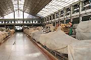 the food market closed praca dom luis i lisbon portugal