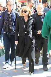 Selma Blair is seen in Beverly Hills, Los Angeles, CA.