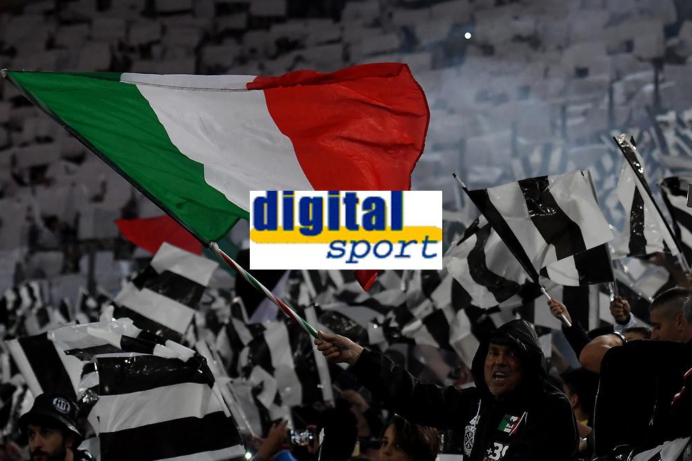 Tifosi Juventus Supporters <br /> Roma 09-05-2018  Stadio Olimpico  <br /> Football Calcio Finale Coppa Italia / Italy's Cup Final 2017/2018 Juventus - Milan<br /> Foto Andrea Staccioli / Insidefoto