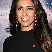 Ellie Torez arrivers at Eleven Film Premiere at Picture House Central, Piccadilly Circus on 10 November 2018, London, Uk.