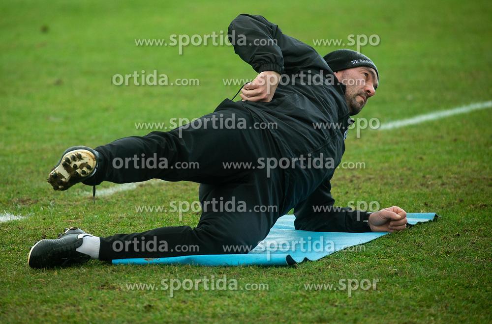 Darjan Sustar, assistant coach  of NK Bravo during first practice session of NK Bravo before the spring season of Prva liga Telekom Slovenije 2020/21, on January 5, 2021 in Sports park ZAK, Ljubljana Slovenia. Photo by Vid Ponikvar / Sportida
