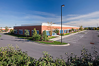 Exterior image of Windsor Corporate Park for St. John Properties