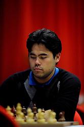 18-01-2010 SCHAKEN: CORUS CHESS 2010: WIJK AAN ZEE<br /> Derde ronde van het Corus Schaaktoernooi 2010 / Hikaru Nakamura USA<br /> ©2010-WWW.FOTOHOOGENDOORN.NL