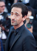 Actor Adrien Brody at the Award Ceremony and The Man Who Killed Don Quixote at the The Man Who Killed Don Quixote gala screening at the 71st Cannes Film Festival, Saturday 19th May 2018, Cannes, France. Photo credit: Doreen Kennedy