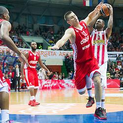 20151119: CRO, Basketball - Euroleague 2015/16, Cedevita Zagreb vs Olympiacos Piraeus