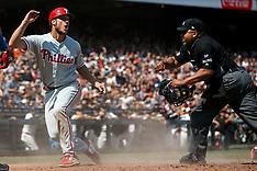 20170820 - Philadelphia Phillies at San Francisco Giants