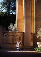 Darcy Lyonat at the Palace of fine arts, San Francisco