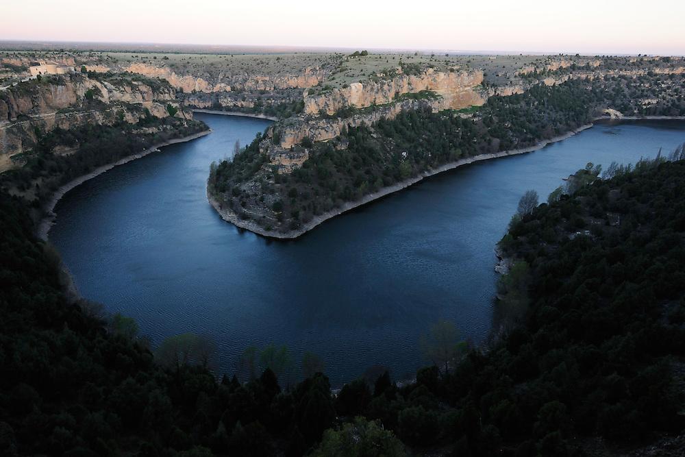 Hoces del Rio Duratón, Segovia, Spain
