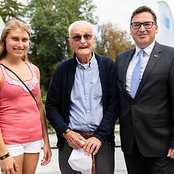 20200917: SLO, Athletics - Photo exhibition in Tivoli park of Slovenian Athletic Federation