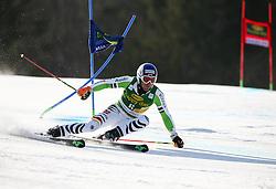 DOPFERFritz of Germany competes during 10th Men's Slalom - Pokal Vitranc 2014 of FIS Alpine Ski World Cup 2013/2014, on March 8, 2014 in Vitranc, Kranjska Gora, Slovenia. Photo by Matic Klansek Velej / Sportida
