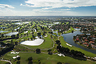 Blue Monster golf course at Doral Country Club, Miami, Florida