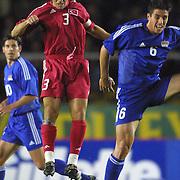 Turkish soccer National team.<br /> Turkey between Liechtenstein match. Turkey's Bulent korkmaz during their in AliSamiYen Stadium Istanbul/TURKEY .<br /> Photo by Aykut AKICI/TurkSporFoto