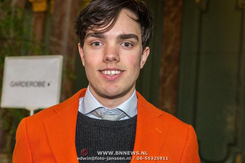 NLD/Den Haag/20180323 - Huldiging Olympische en Paralympische medaillewinnaars, Patrick Roest