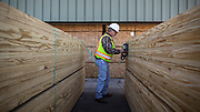 BAXLEY, GA - DEC., 9, 2016: The Interfor Baxley Division Sawmill, Friday, December 9, 2016, in Baxley, Ga. (Photo by Stephen B. Morton for Georgia Forestry Magazine)