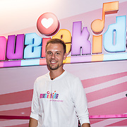 NLD/Utrecht/20180904 - Armin van Buuren opent muziekstudio in het Maxima Medisch Centrum Armin van Buuren
