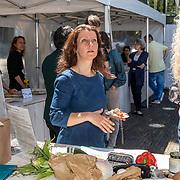NL/Den Haag/20200702 - Diervriendelijke Parlementaire Barbecue, Esther Ouwehand