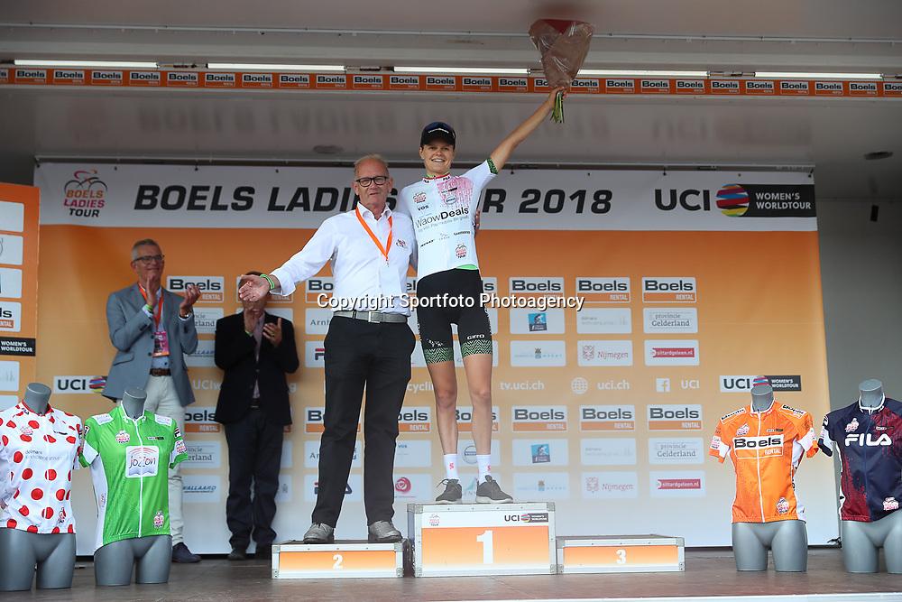 02-09-2018: Wielrennen: Ladies Tour: Roosendaal