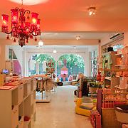 Lola's World, Wonderful children's shop with Indian and French clothing, accessories and toys. Plus a good women's range. (lolasworld.net, 30 Hauz Khas Village, Ph: (011) 6451 4201)