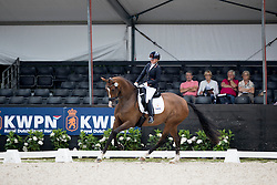 Nieuwenhuis Jeanine, NED, Great Lady TC<br /> World Championship Young Dressage Horses <br /> Ermelo 2016<br /> © Hippo Foto - Dirk Caremans<br /> 28/07/16