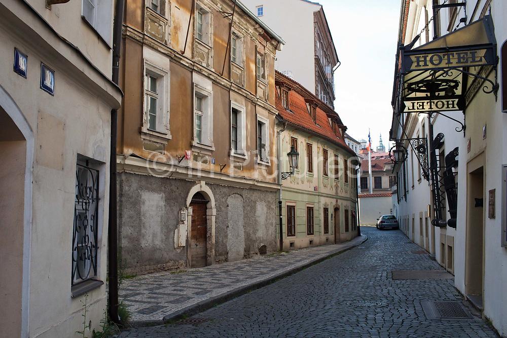 Lesser town; Prague, Czech Republic.