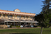 The Royal Hotel at the waterfront, Port Macquarie, NSW.