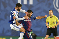 Real Sociedad vs Barcelona - 14 January 2018
