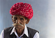 Man from Chandoud, Rajasthan, India.