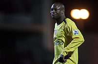 Photo: Paul Thomas.<br /> Blackburn Rovers v Arsenal. The FA Cup. 28/02/2007.<br /> <br /> Dejected William Gallas of Arsenal.