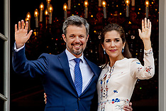 Crown Prince Frederik's 50th Birthday celebration - 26 May 2018