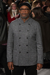 © licensed to London News Pictures. London, UK 10/01/2013. Samuel L Jackson attending UK premiere of Django Unchained in Leicester Square, London. Photo credit: Tolga Akmen/LNP