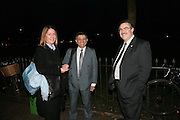 Justine Egan, Aspi Irani and Chris Edwards. Maricopa Partnership for Arts and Culture,  Arizona Office of Tourism, and Arizona Department of Commerce<br />