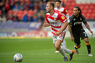 Doncaster Rovers midfielder Herbie Kane during the EFL Sky Bet League 1 match between Doncaster Rovers and Bradford City at the Keepmoat Stadium, Doncaster, England on 22 September 2018.