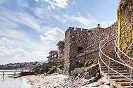 Byzantine wall of Sozopol