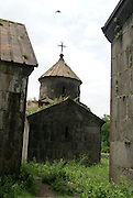 Armenia, Debed Valley, Haghbat Monastery The belfry a UNESCO's World Heritage site