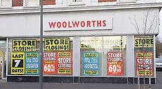 Woolworths 20th December 2008